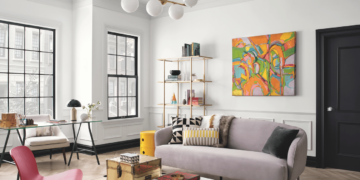 Best Wall Colour Combinations in 2020 for Interior Painting