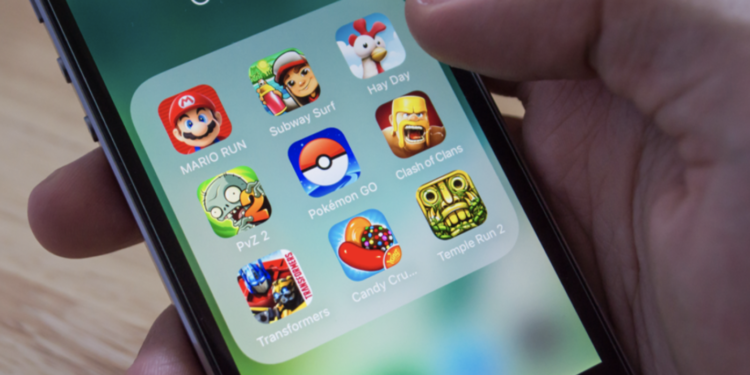 The Rise of Mobile games