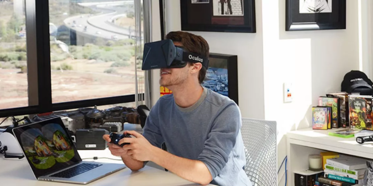 Virtual Reality is Transforming the Gaming Industry.